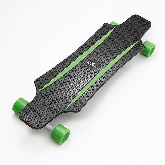 P-Longboard Ninja Green