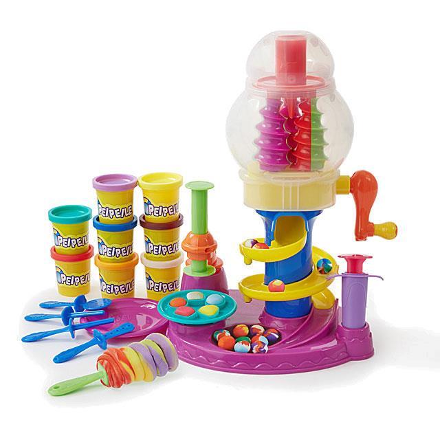 Candy Factory Knetspass