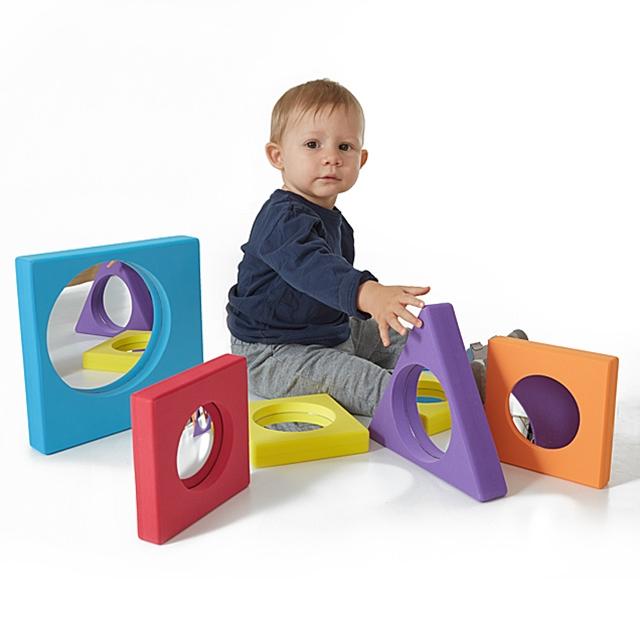 Spielzeug Spiegel Entdecker Set 5tlg.
