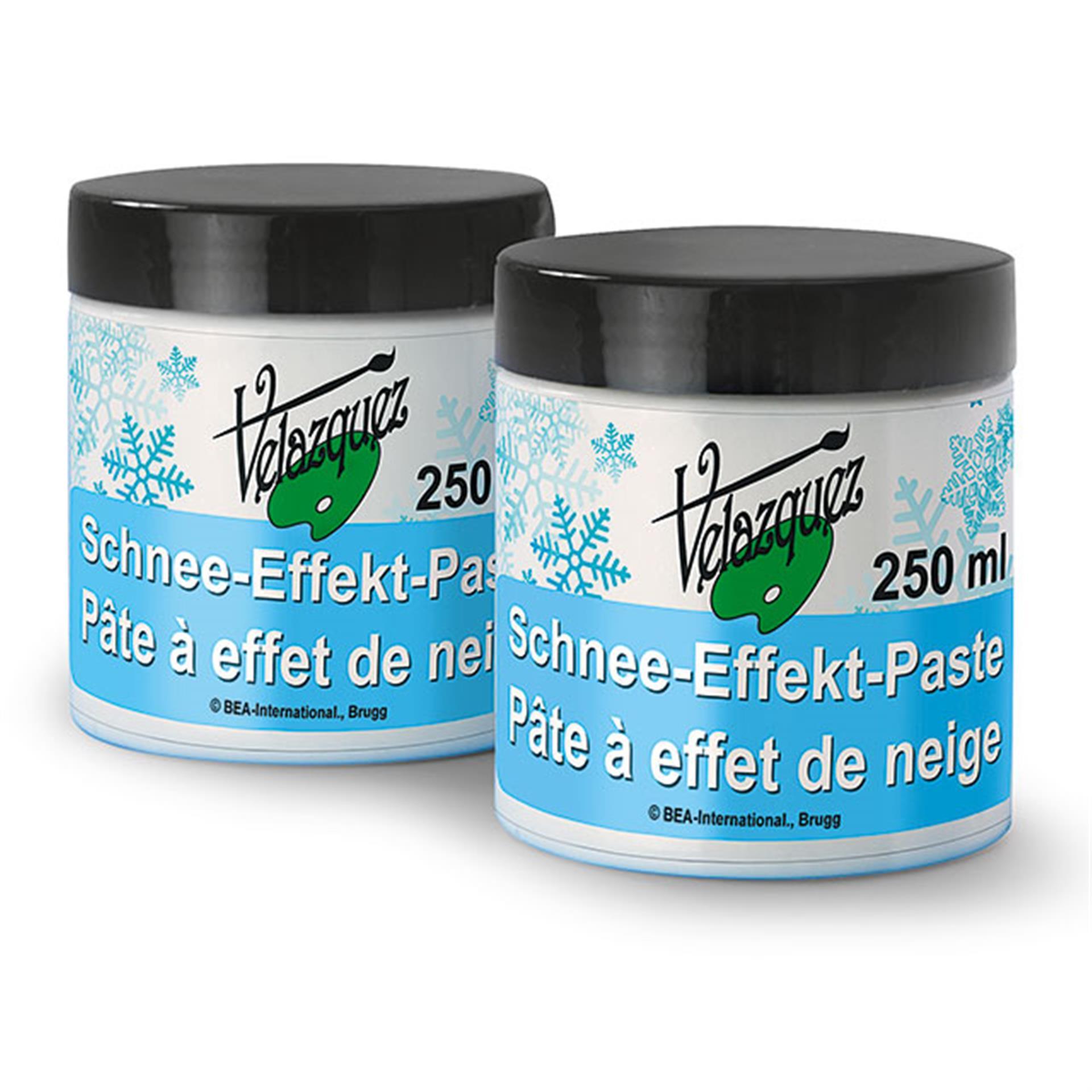 Struktur Schnee Paste 2 Stk. à 250 ml